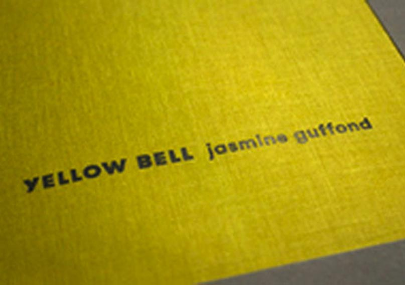 Yellow Bell Album Cover, 2015